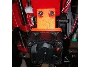 Ventilador de capa frontal mejorado para HTA3D
