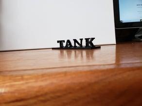 Twitch Tank Logo