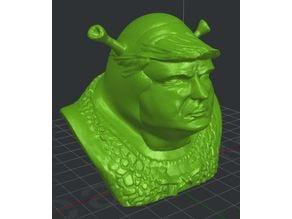 Trump Shrek