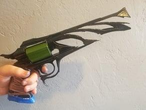 Malfeasance Exotic hand cannon. Destiny 2 Forsaken