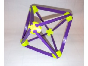 Make Your Own Platonic Octahedron, Snap