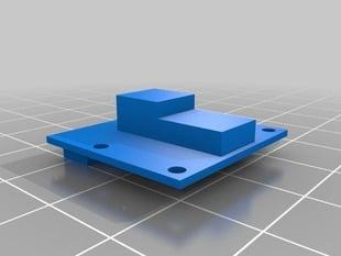 RaspberryPi Camera - basic mechanical dimensions