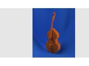 Contrabajo (double bass)