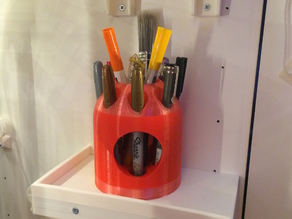 Tool and Pen Holder