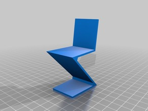 Design Chair - ZigZag