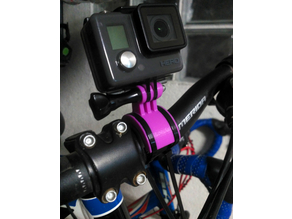 Yet another gopro MTB mount