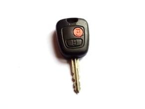 Open Button for Peugeot R/C