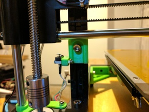 2020 Z Axis End Stop Mount