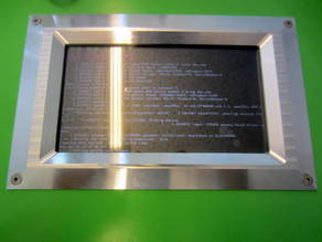 Touchscreen Frame for Raspberry Pi 7inch Display