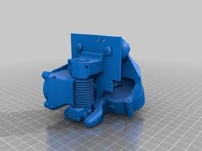 WIP: Tronxy X1 fake e3dV6 Hotend / Fan / Part cooling Fan