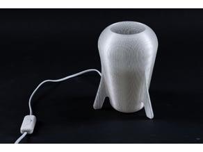 Minirocket Lamp