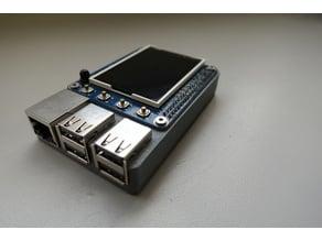 RPi LCD HAT support for RPi Slipper