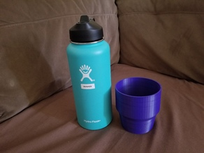 32oz. Hydro Flask car cup holder adapter