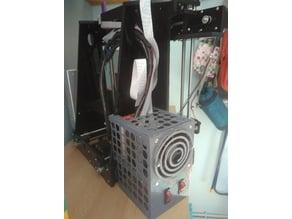 Anet A6 Mainboard Fan case / Ventilador para placa principal