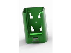 Cuboid TAP car holder (editable in solid edge)