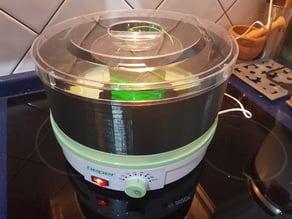 Filament Reel Deshydrator Extender