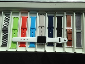 Stackable Apple Watch Band Storage box
