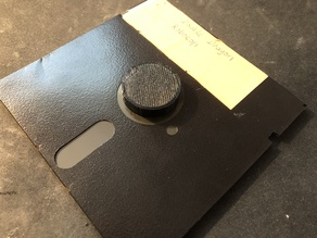 "Floppy Disc Cleaner (5.25"")"