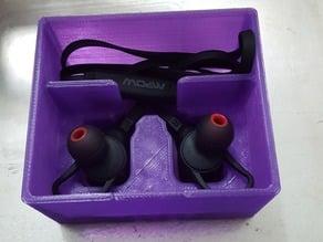 MPOW Magneto headphone box & Ear adapter