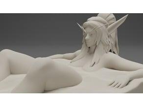 Sexy Elf Bath ;)