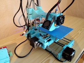 Reprap - AtomX Micro Bot