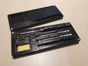 TS100 Soldering Iron Box