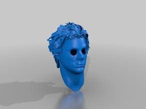 Michael Myers Halloween Face