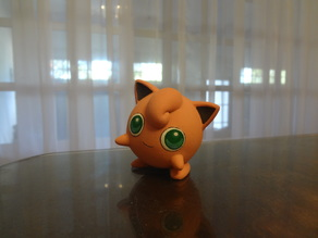 Jiggliypuff Pokemon EDLI3D