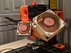Noctua 60mm mk2s nozzle fan upgrade