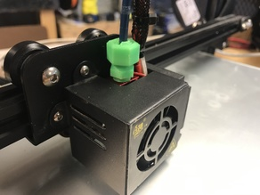 Ender 3, CR-10 HotEnd Coupling PTFE Fix