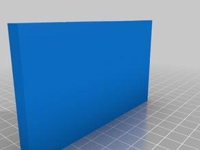 Lap Steel Fretboard