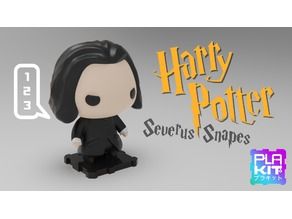 Harry Potter's Severus Snapes