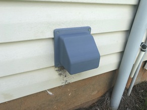 Outdoor Dryer Vent