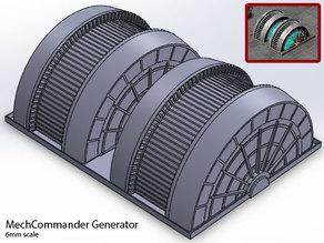 6mm Scale Power Generator (BattleTech / MechCommander)