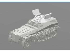 SdKfz 250 Alt