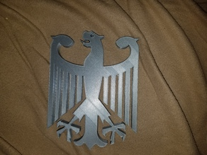 German Iron Eagle