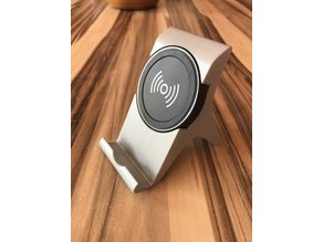 Qi Wireless Dock Charging Stand for Mobile Devices