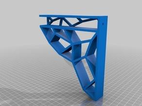 Geometric Shelf Brackets