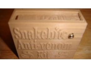 Snakebite in a box gag