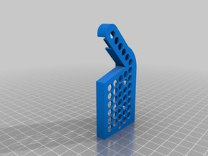 36 AAA Battery holder (pegboard)