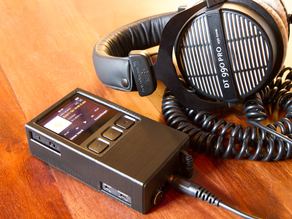 Audiophile iBasso DX50/90 and FiiO Mont Blanc E12 Case