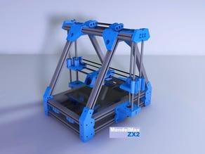MendelMax 1.5 ZX2