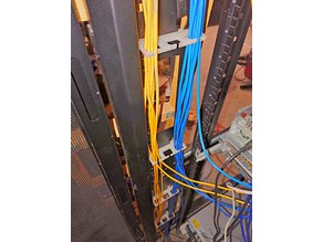 Rack Network Cable Holder