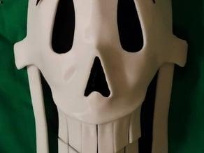 Stylized Skull Mask