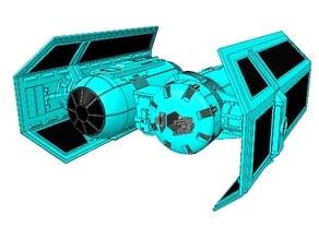 SW - TIE/SA Bomber