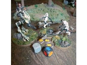Star Wars: Legion – Vehicle Damage Dice