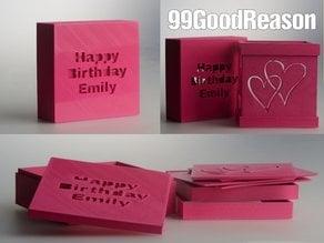 99GoodReasons (Gift Box)(customizable)