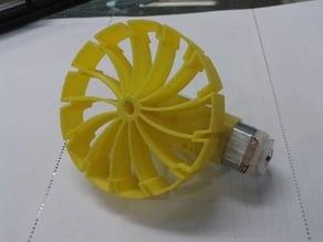 Special Motor Wheel Robot