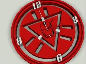 IRON MAN ARC REACTOR CLOCK