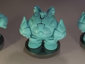 Open Board Game Figurine